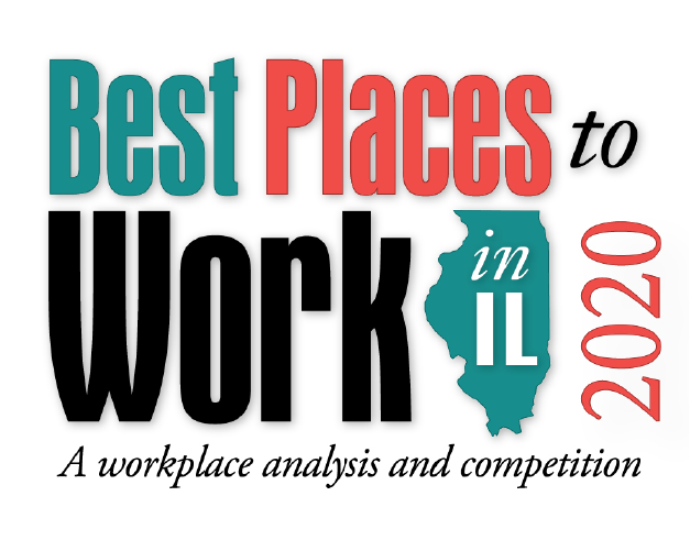 Hassett Named One of the 2020 Best Places to Work in Illinois