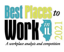 Hassett Named One of the 2021 Best Places to Work in Illinois