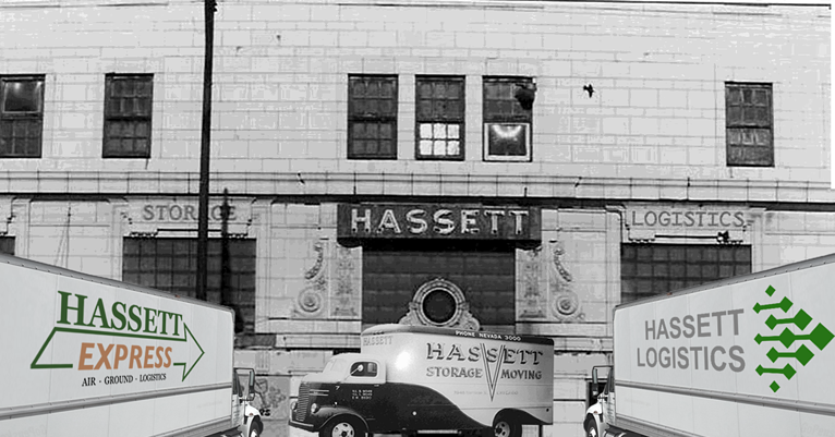 Hassett Express Rebrands to Become Hassett Logistics